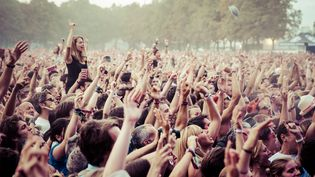 Festival Rock en Seine 2018  (Zélie Noreda)