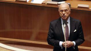 Bernard Cazeneuve a été nommé premier ministre (JACQUES DEMARTHON / AFP)