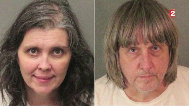 """Californie : les parents de la """"maison de l'horreur"""" plaident non-coupables"""