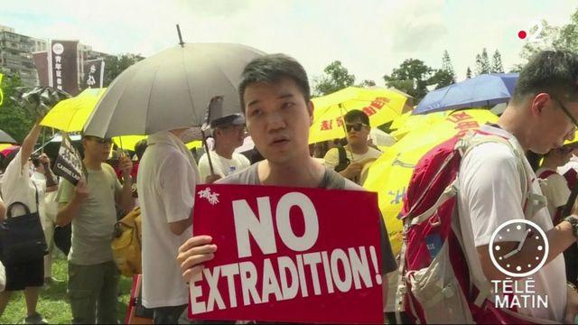 Chine : Hong Kong se rebelle