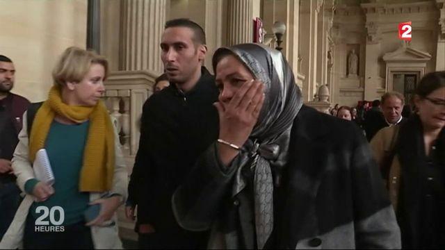L'incompréhension d'une victime et les larmes des parents de victimes au procès Merah