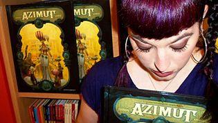 """Marie la libraire vous recommande """"Azimut""""  (DR)"""
