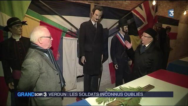 Verdun : qui sont les soldats inconnus oubliés ?
