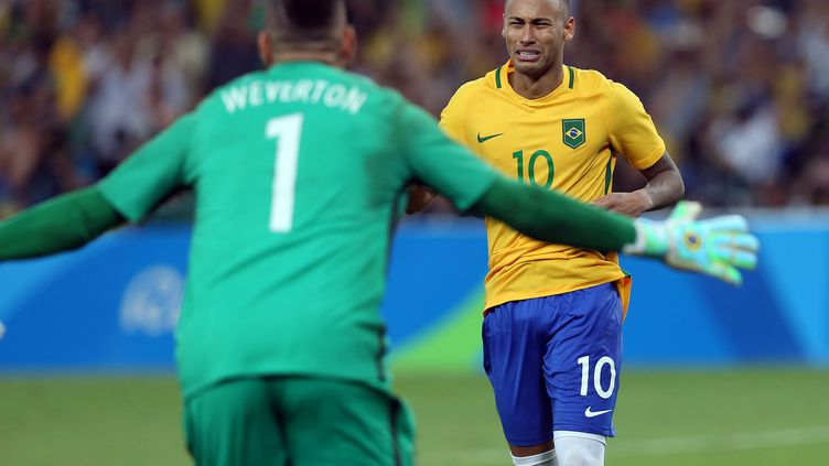 Neymar pourrait manquer Liverpool (ALEX SILVA / ESTADAO CONTEUDO)