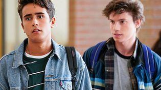 """""""Love, Victor"""", une nouvelle série à découvrir sur Star (Love, Victor/Hulu)"""