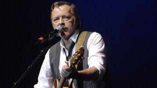 Renaud sur scène en 2007  (STEPHANE DE SAKUTIN / AFP)