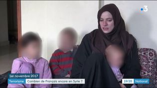 Margaux, une nantaise détenue en Syrie. (FRANCE 3)