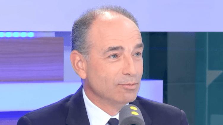 Jean-François Copé invité ce jeudi de franceinfo (Radio France)