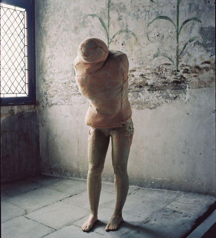 Aanéén-genaaid, Berlinde De Bruyckere, 1999  (François Halard )