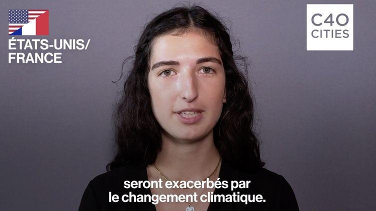 """VIDEO. """"Commencez à faire face à la réalité de la crise climatique ou démissionnez"""", lance une jeune activiste (BRUT)"""
