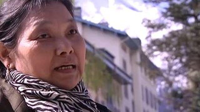 """""""Je n'ai pas de nouvelles de ma famille"""", témoigne une Népalaise de Chamonix"""