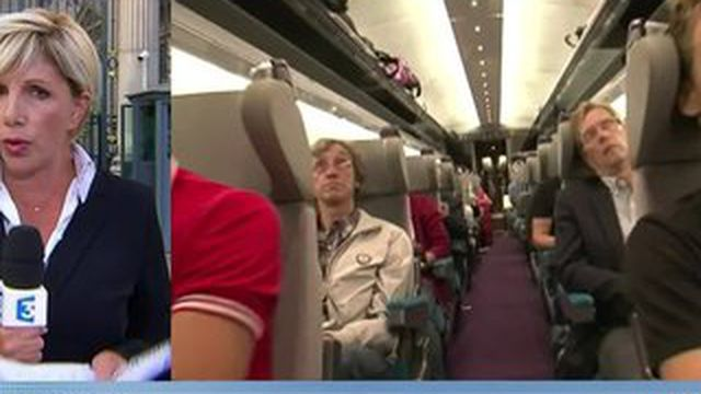 Sécurité dans les trains : des ministres européens annoncent des mesures