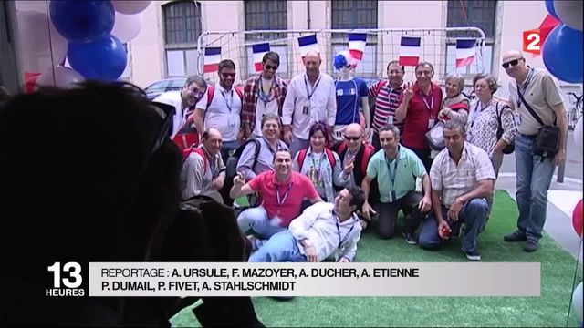 Euro 2016 : la France vibre pour les Bleus