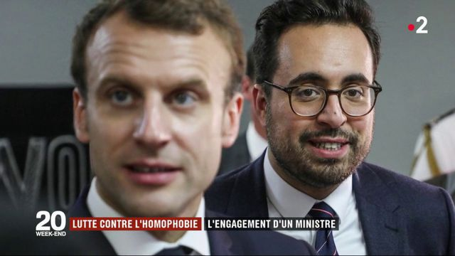 Lutte contre l'homophobie : Mounir Mahjoubi s'engage