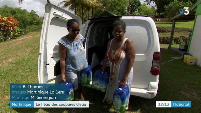 Martinique : les coupures d'eau exaspèrent la population