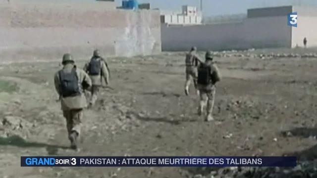 Pakistan : attaque meurtrière des Talibans contre une université