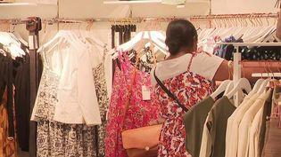 Commerce : à Arras, sursaut d'activité dans le secteur du prêt-à-porter (France 3)