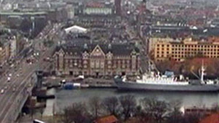 Vue sur Copenhague (France 2)