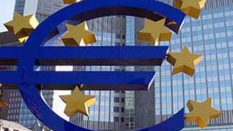 Le siège de la Banque centrale européenne à Francfort-sur-le-Main. (DR)
