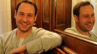 A 42 ans, Olivier Dubois prend la direction du Centre chorégraphique national de Roubaix  (PHOTOPQR/VOIX DU NORD)