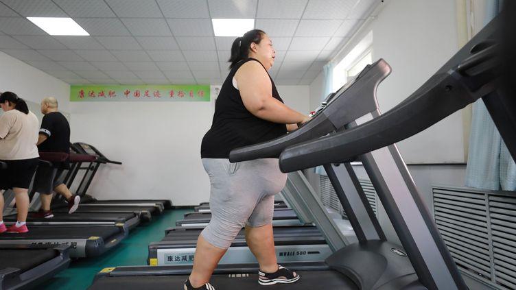 On dénombrait alors 17% d'adolescents en surcharge pondérale et 3,8% jeunes obèses. (AFP)