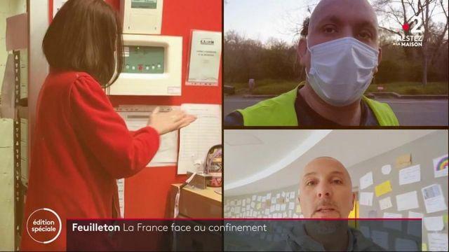 Coronavirus: avec ces Français qui continuent d'aller travailler