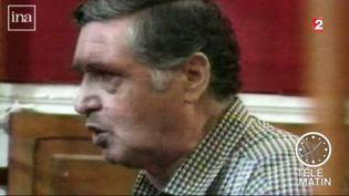 Toto Riina était l'un des parrains les plus violents de la mafia sicilienne. (FRANCE 2)