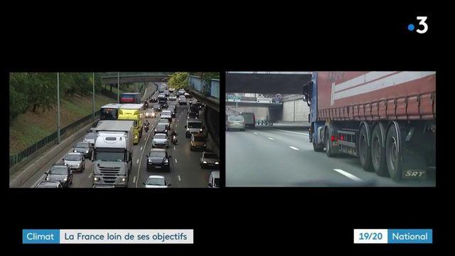 Climat : la France loin de ses objectifs