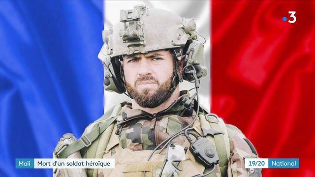 Mort d'un militaire au Mali : le caporal-chef Maxime Blasco, un soldat héroïque