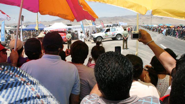 Les fans du Dakar sont très nombreux en Amérique du Sud