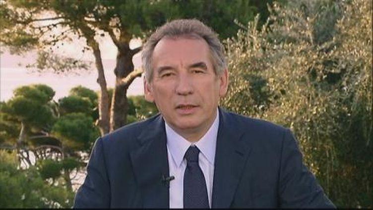 François Bayrou (France 2)