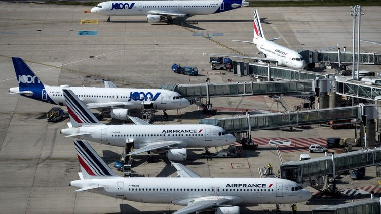 L'aéroport de Roissy-Charles-de-Gaulle, au nord de Paris, le 27 juin 2019. (JOEL SAGET / AFP)