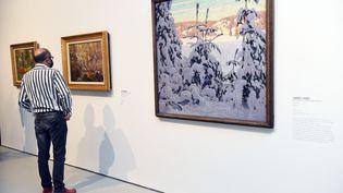 Exposition,Le Canada et l'impressionnisme - Nouveaux horizons,jusqu'au3janvier au MuséeFabredeMontpellier (musée Fabre)
