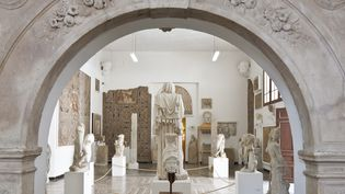 Le Musée de l'Antiquité et des Arts islamiques d'Alger  (Ludovic Maisant / Hemis.fr / Hemis / AFP)