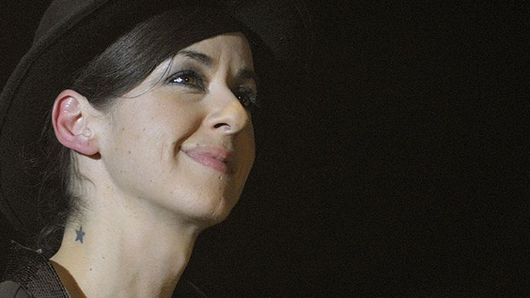 La chanteuse Maissiat a reçu le Prix Barbara  (SADAKA EDMOND/SIPA)