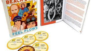 """""""Feel flows"""", un coffret comportant 5 disques et de nombreux inédits pour faire le tour de la créativité musicale des Beach Boys (THE BEACH BOYS / UNIVERSAL MUSIC)"""