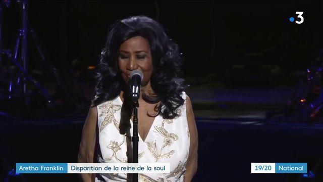Aretha Franklin : disparition de la reine de la soul