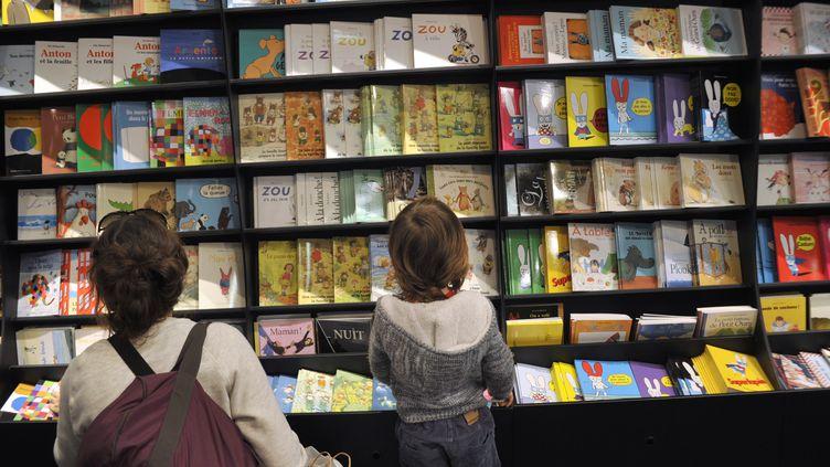 Salon du livre et de la presse jeunesse de Montreuil,2016 (SERGE ATTAL / ONLY FRANCE)