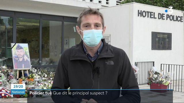 Policier tué à Avignon : que dit le principal suspect interpellé ?