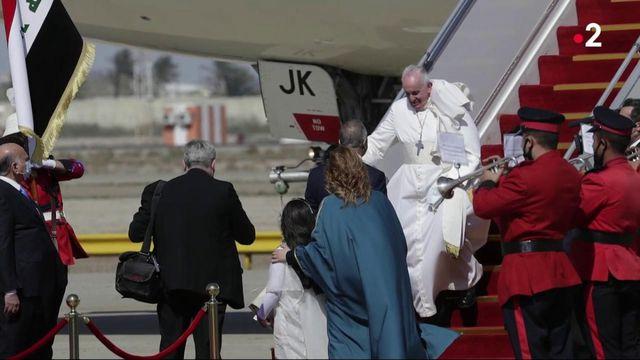 Visite du pape en Irak : un voyage historique, sous le signe de la paix