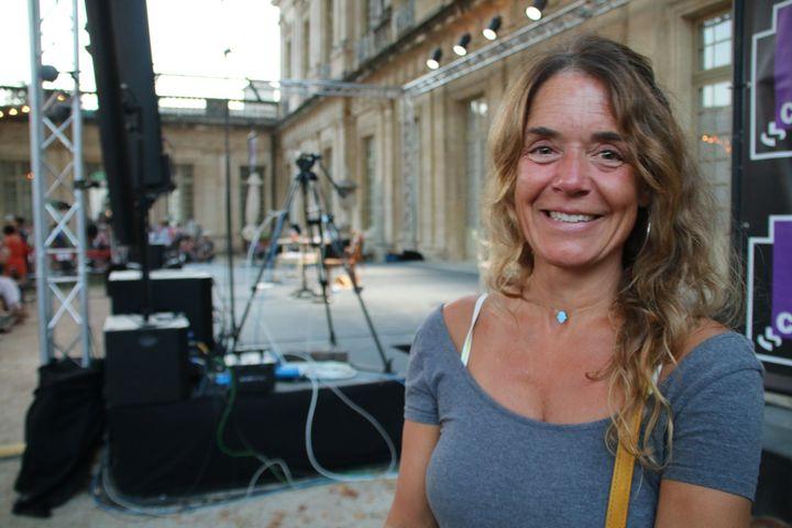 Isabelle Camus  (S.Jouve/Culturebox)