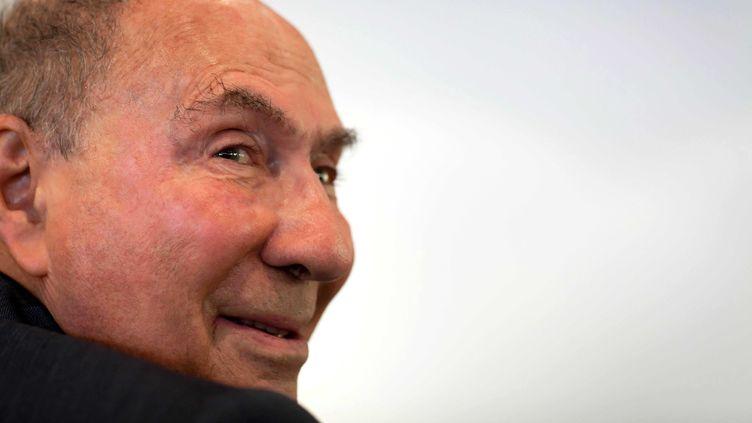 Le sénateur UMP de l'EssonneSerge Dassault, le 22 mars 2012 à Paris. (PRM/SIPA)