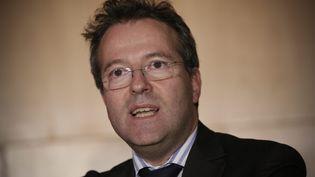 Martin Hirsch, directeur de l'Assistance Publique-Hôpitaux de Paris (AP-HP),le 16 janvier 2014. (  MAXPPP)