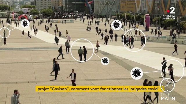 """Coronavirus : à quoi va servir le dispositif """"Covisan"""" ?"""