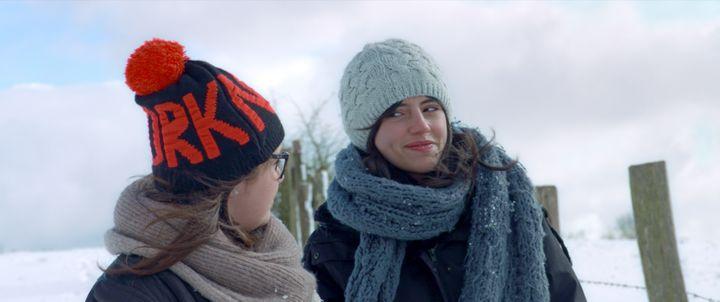 "Anaïs et Emma dans ""Adolescentes"", deSébastien Lifshitz (Ad Vitam)"