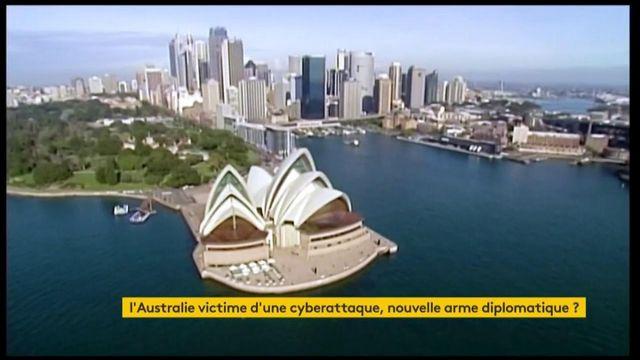 Une cyberattaque massive a visé l'Australie