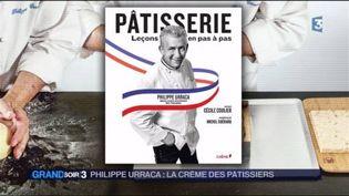 Le livre de Philippe Urraca (FRANCE 3)