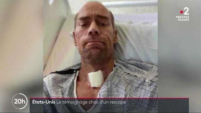 États-Unis : le témoignage choc d'un patient ayant survécu au coronavirus