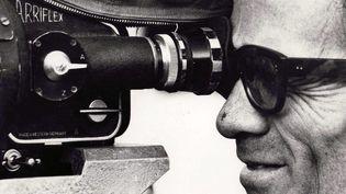 Pier paolo Pasolini derrière la caméra  (Kobal / The Picture Desk)
