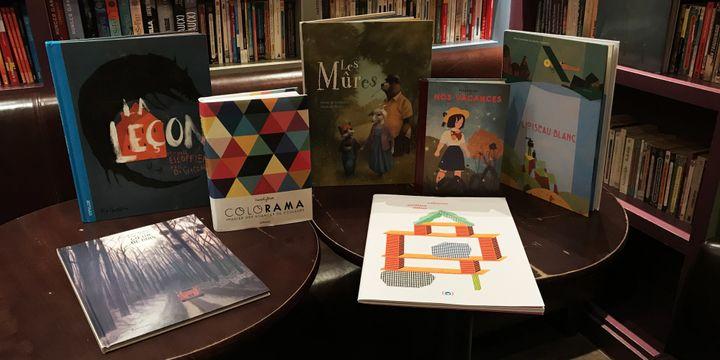 Les livres illustrés en lice pour les Pépites 2017  (Culturebox)